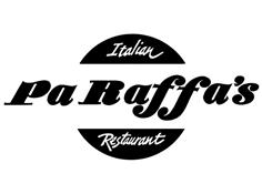 Pa Raffa's Italian Restaurant