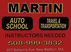 Martin Auto School