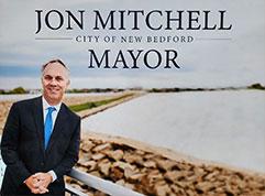 Mayor John Mitchell